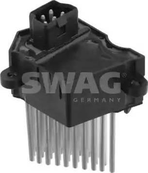 Swag 20924617 - Блок управления, кондиционер www.biturbo.by