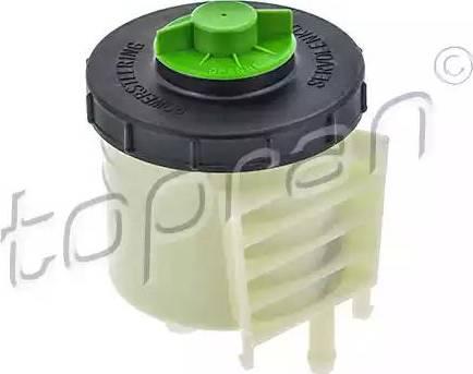 Topran 110 978 - Компенсационный бак, гидравлического масла усилителя руля www.biturbo.by