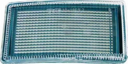 TYC 12-5091-01-6 - Облицовка, противотуманная фара www.biturbo.by