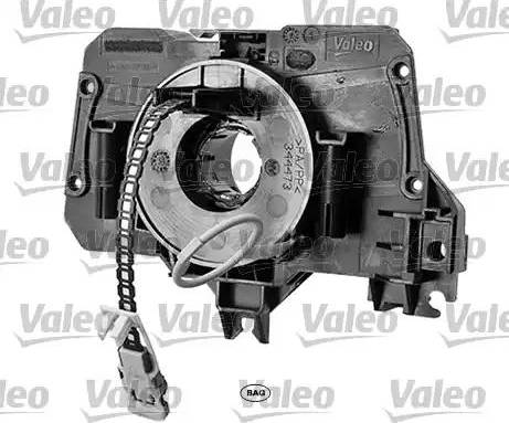 Valeo 251645 - Витая пружина, подушка безопасности www.biturbo.by