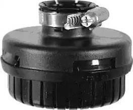 Wabco 432 407 060 0 - Глушитель шума, пневматическая система www.biturbo.by